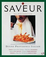 SAVEUR Magazine Number 58 April 2002  (911-11)