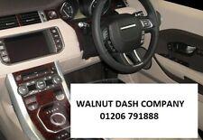 Landrover Range Rover font en bois de noyer Dash Trim Kit