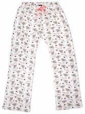 Pijamas y batas de mujer pantalón largo 100% algodón
