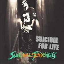 SUICIDAL TENDENCIES : SUICIDAL FOR LIFE (CD) sealed