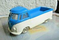 * LEGO H0  1:87 VW  bulli bus pritsche blau/ weiß 50er-60er einwandfrei