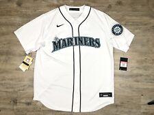 2020 Nike Seattle Mariners Ichiro Suzuki #51 Jersey Home White Size Large $135