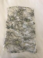 KATE SYLVESTER Sheer Style TOP Sleeveless Size Small
