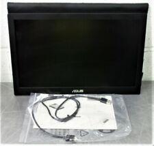 Asus MB169 15 6 Inch Portable LCD Monitor 5 25V 1 3A Single USB Port