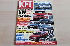 149791) Renault R 19 16V Ph. II - Dethleffs Nomad 530 TK - KFT 01/1993