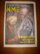 NME 1988 AUG 27 PRIMITIVES MARC ALMOND SUGARCUBES YELLO