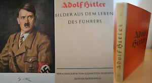 """ADOLF HITLER """"BILDER aus DEM LEBEN des FUHRERS"""" 1936(200 photos/133pp)"""