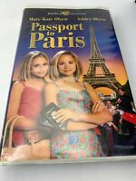 Warner Brothers Presents Passport To Paris - VHS Tape VCR Tape - Rewound