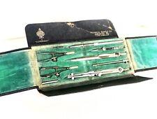 Vintage Tesco Technical Supply Co. 1054 Academic Drafting Tool Set Scranton