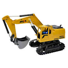 1/24 Remote Control Excavator – 8 Channel Full Function RC Excavator Toy