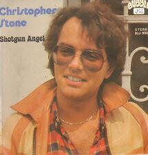 Christopher Stone – Shotgun Angel - Bubble – BLU 9306 - Ita 1981