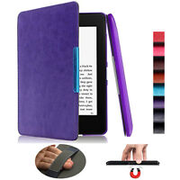 PU Leather Magnetic Smart Shell Case Cover For Amazon Kindle Paperwhite1/2/3 7th