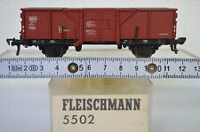 Fleischmann HO 5502 Mittelselbstentladewagen DB (CD/048-13R1/9)