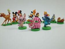 Walt Disney Furuta Choco Egg Figures: Mickey Winnie,Bambi CARS,Angel,Stitch,Chip