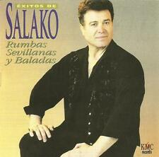 SALAKO-RUMBAS SEVILLANAS Y BALADAS CD ALBUM 1999 SPAIN