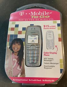 Nokia 6010 - White (T-Mobile) Cellular Phone To Go