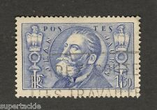 1936 France # 314  Θ used JEAN LEON JAURES stamp  Politician