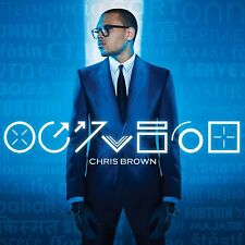 CHRIS BROWN - FORTUNE: CD ALBUM (2012)