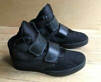 Rare!!! Nike Flystepper 2K3 - Black - Hi Top Trainers UK 7 EUR 41 US 8 VGC!