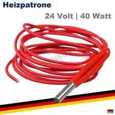 Heizpatrone 24v 40w max. 60w hotend RepRap cama-calefacción para impresoras 3d