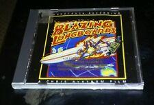 Blazing Longboards by Original Soundtrack promo copy (CD, Aug-1995, Atlantic