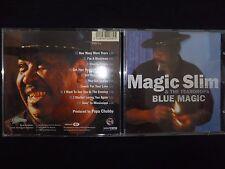 CD MAGIC SLIM & THE TEARDROPS / BLUE MAGIC /