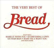 The Very Best of Bread [Rhino] by Bread (CD, Mar-2012, Warner Bros.)