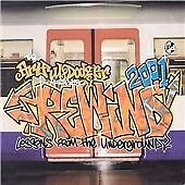 The Artful Dodger Presents Rewind 2001: LESSONS FROM THE UNDERGROUND, Various Ar