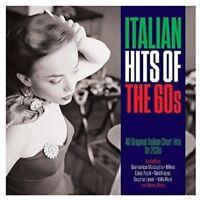 ITALIAN HITS OF THE 60'S  2 CD NEU