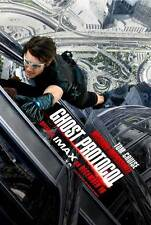 MISSION: IMPOSSIBLE - GHOST PROTOCOL Movie Promo POSTER C Tom Cruise