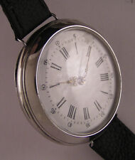 UNIQUE Serviced Russian Award BEAUCOURT 1890 French Remarkable Case Wrist Watch