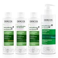 Vichy Dercos DS Anti-Dandruff Shampoo 390ml/200ml -Itchy Scalp -Advanced Action