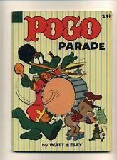 Pogo Parade #1 Dell Giant 1953 (VG) Reprints Animal Comics stories Kelly c#05891