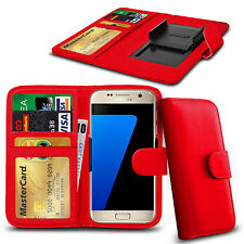 Clip On Series PU Leather Wallet Book Case For ZTE Open L