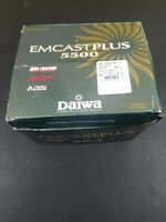 Daiwa Emcast Plus 5500 Reel - Open Box - Brand New - Never Used