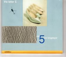 (HH737) The Letter E, No 5ive Longplayer - 2000 CD