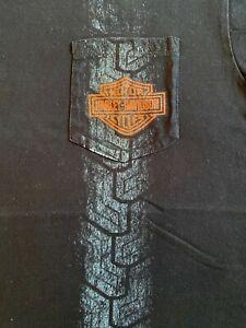 Authentic Harley-Davidson Men's T Shirt
