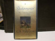 Shadowmancer GP Taylor special Editions Signed