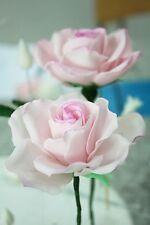 Rose Petal Veiner Cake Craft Fondant Sugar Baking DIY Tool Silicone Mould Mold