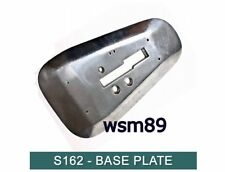 """S-162 Base Plate for 4"""" Cutting Machines (See Photo Type)"""