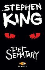 Pet Sematary Stephen King Sperling & Kupfer Pickwick