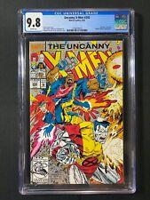 Uncanny X-Men #292 CGC 9.8 (1992)