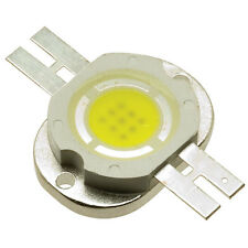 5w Very High Power LED Warm White 370lm140deg Viewing