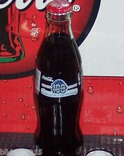 2007 GEORGETOWN HOYAS 100 YEARS OF BASKETBALL 8 OUNCE COCA - COLA GLASS BOTTLE