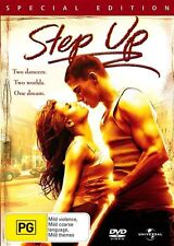 Step Up (Special Edition) DVD R4 NEW