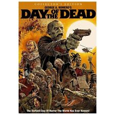 Brand New! Day Of The Dead (Collector's Edition) DVD w/ Slipcase George A Romero