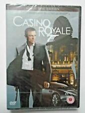 Casino Royale (DVD, 2007) NEW Sealed