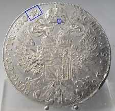 Maria Theresia Taler 1780 ICFA, H15a, Wien, Silber