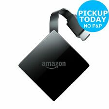 Amazon Fire TV 8GB with 4K Ultra HD and Alexa Voice Remote - Black