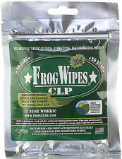 New FrogLube Treated Wipes 5 Pack FROG14936